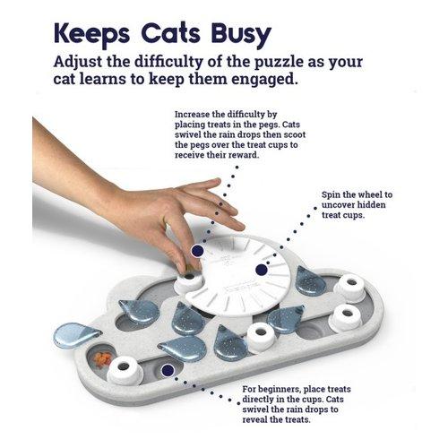 Petstages Petstages Cat Puzzle Rainy Day
