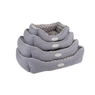 Scruffs Wilton Box Bed - Grijs