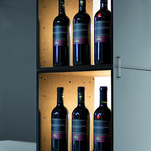 Wein Regal Gube