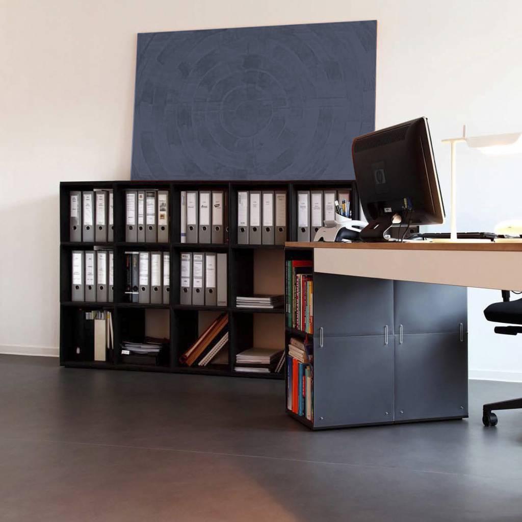 Büro Sideboard 3/5 offen