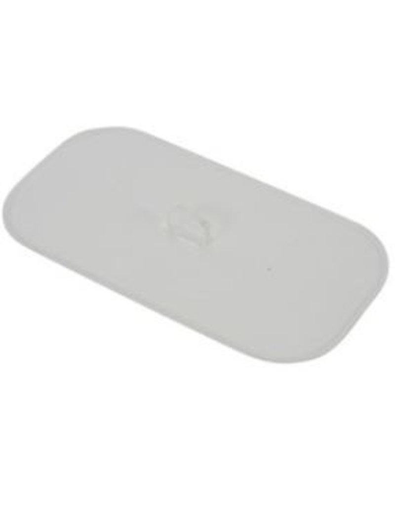 Ronda G/N 1/3  deksel plexi   308x160 mm