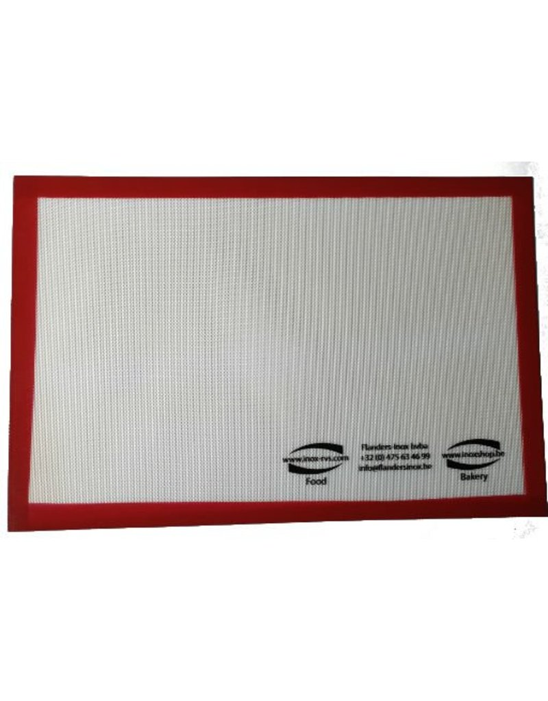 Sea Biscuit Silicone bakmat 380x580mm