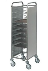 Sea Biscuit Clean out chariot trays 12 Tray Capacity
