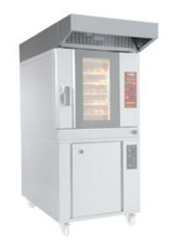 diamond Cooker hood with motor for ovens