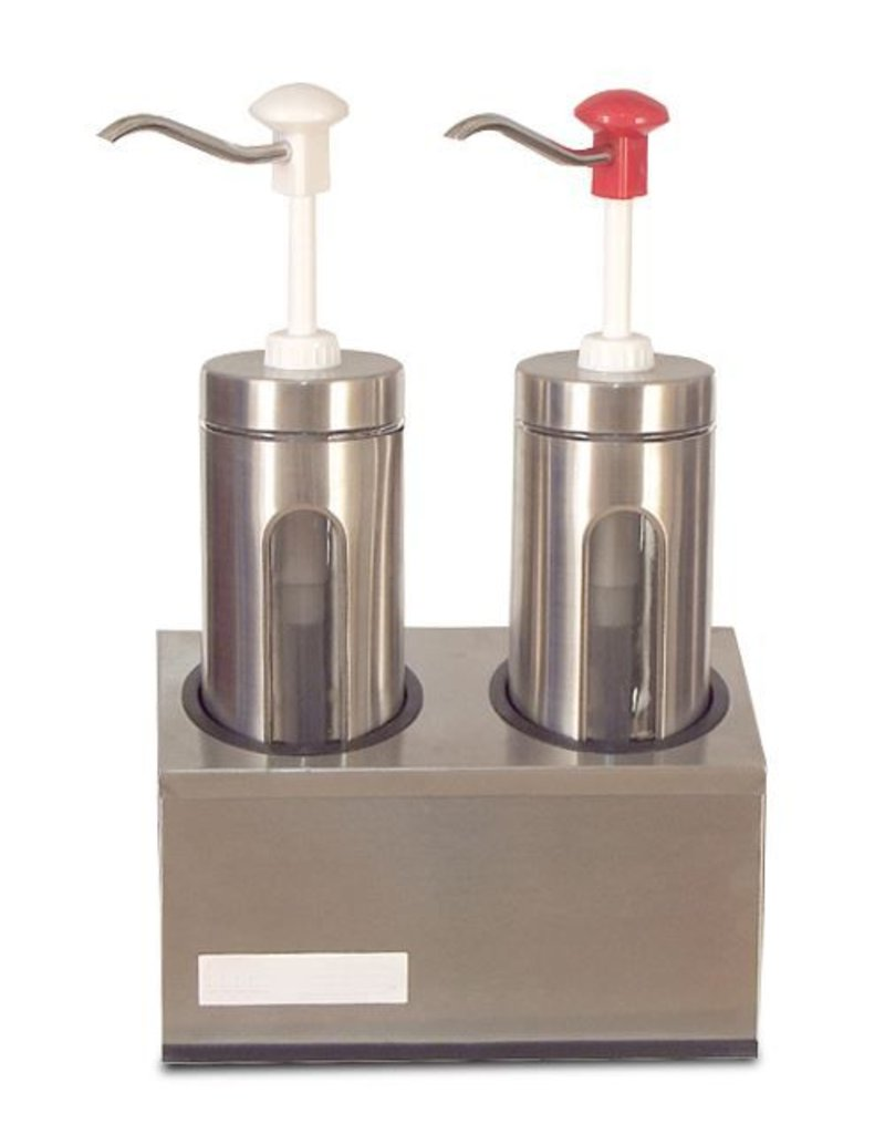 Fricosmos Sauce dispenser 2x 2000ml