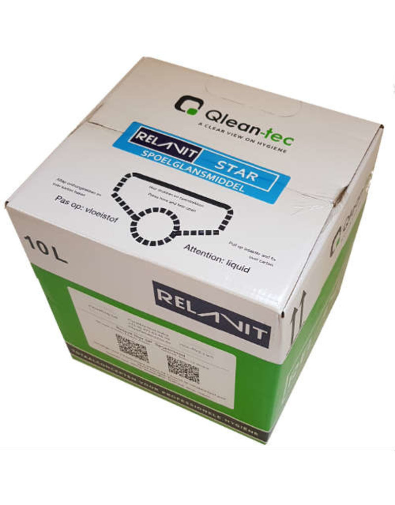 RINSE GLOSS REAVIT STAR SP 10L Bag in Box