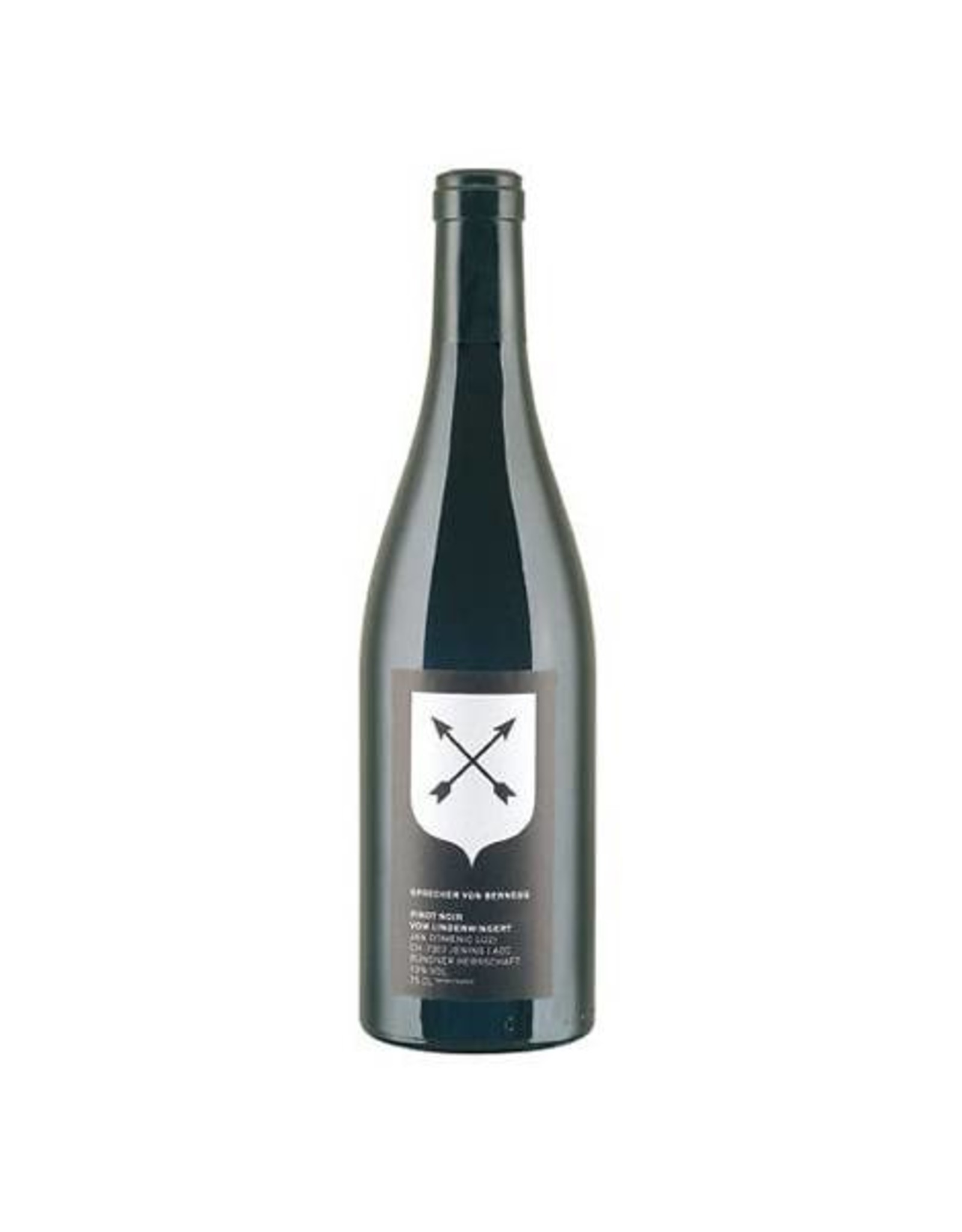Sprecher von Bernegg, AOC Graubünden, Pinot Noir vom Lindenwingert