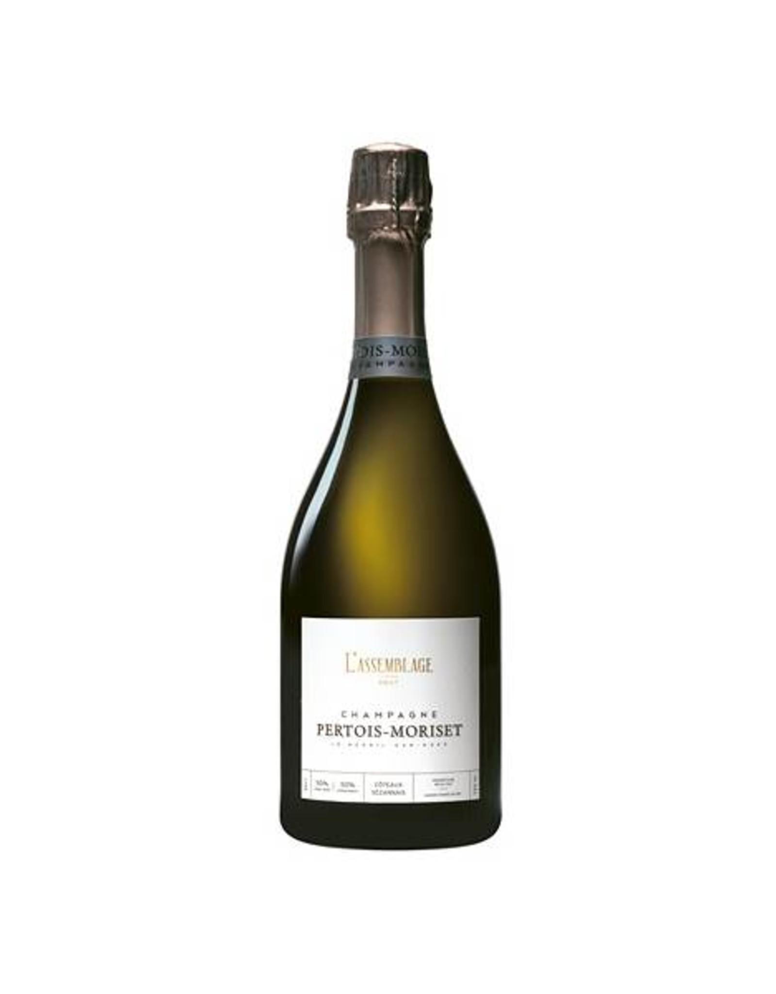 Pertois-Moriset, Champagne AOC, L'Assemblage - Extra Brut