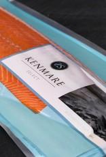 Räucherlachsseite vorgeschnitten, Kenmare Select, 1 kg
