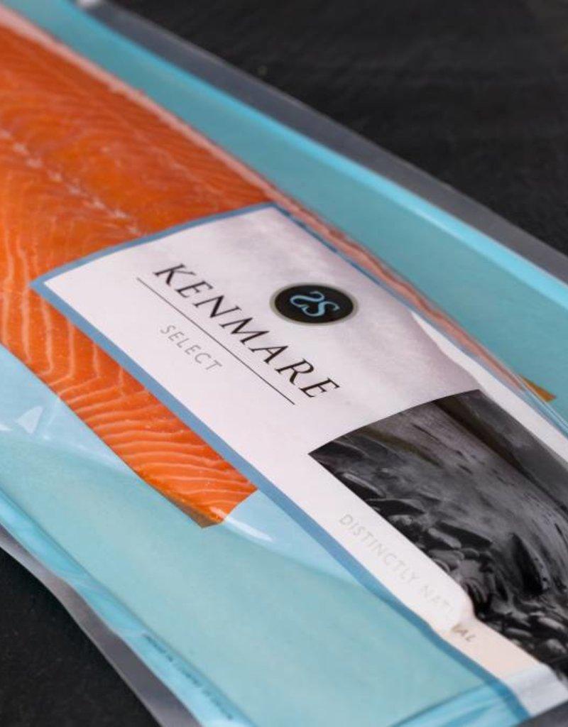 Räucherlachsseite ganz, Kenmare Select, 1 kg