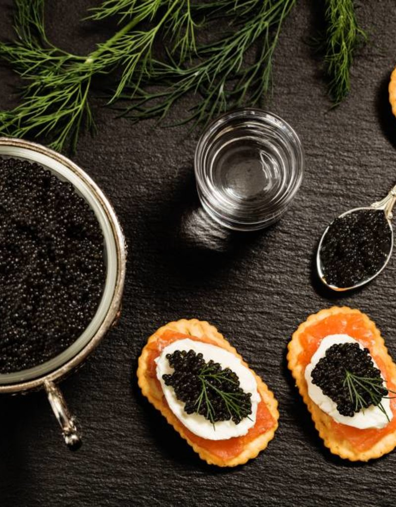 Sturia Kaviar d'Aquitaine, Malossol, 50 g