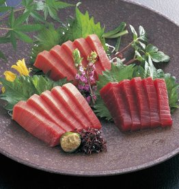 Geräucherter Thunfisch
