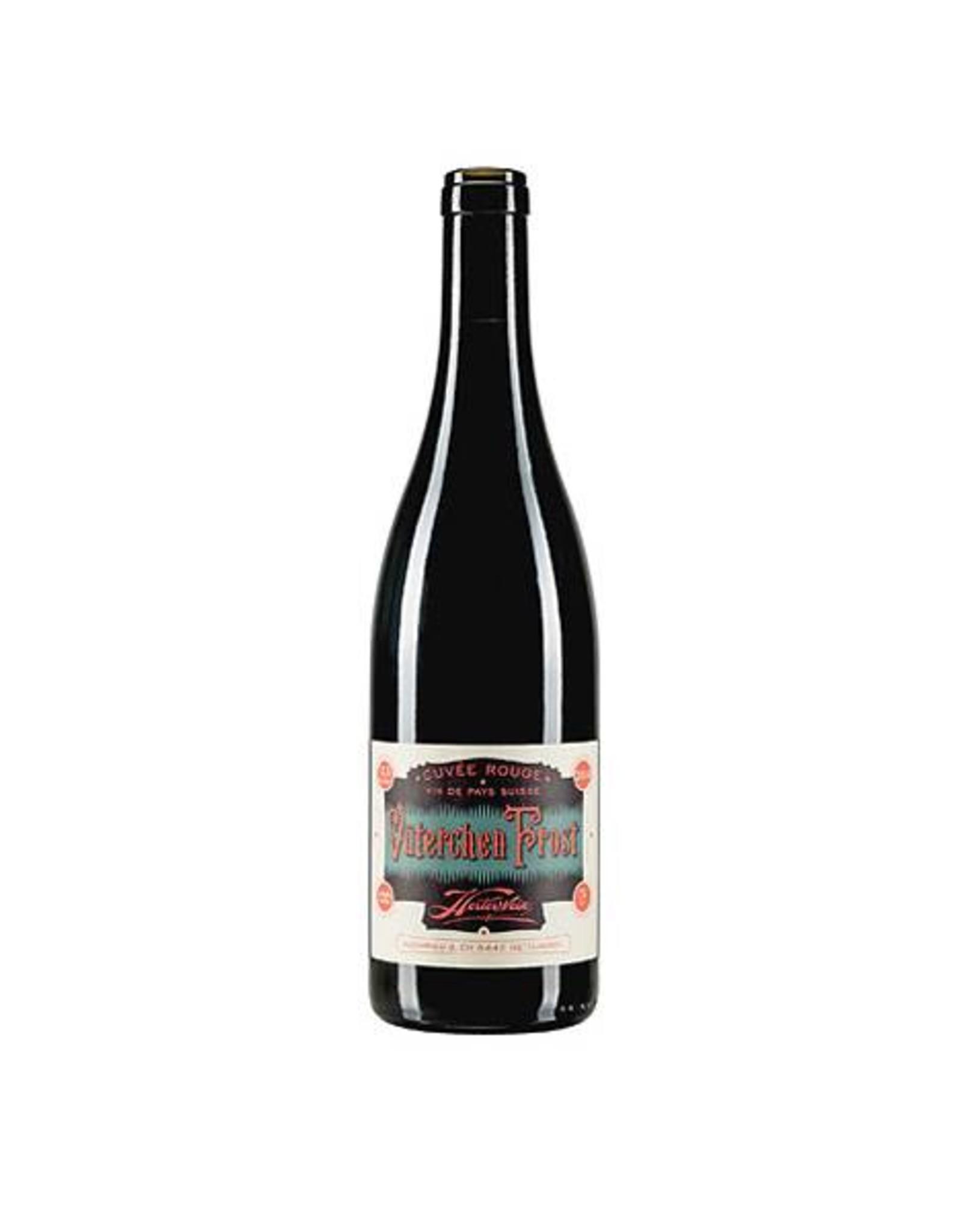 Herterwein, Vin de Pays Suisse, Väterchen Frost Cuvée Rouge