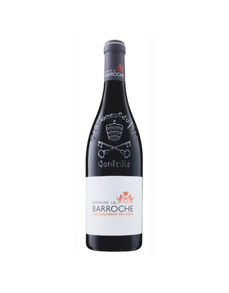 Domaine la Barroche, Châteauneuf-du-Pape rouge AOC, Julien Barrot - Signature