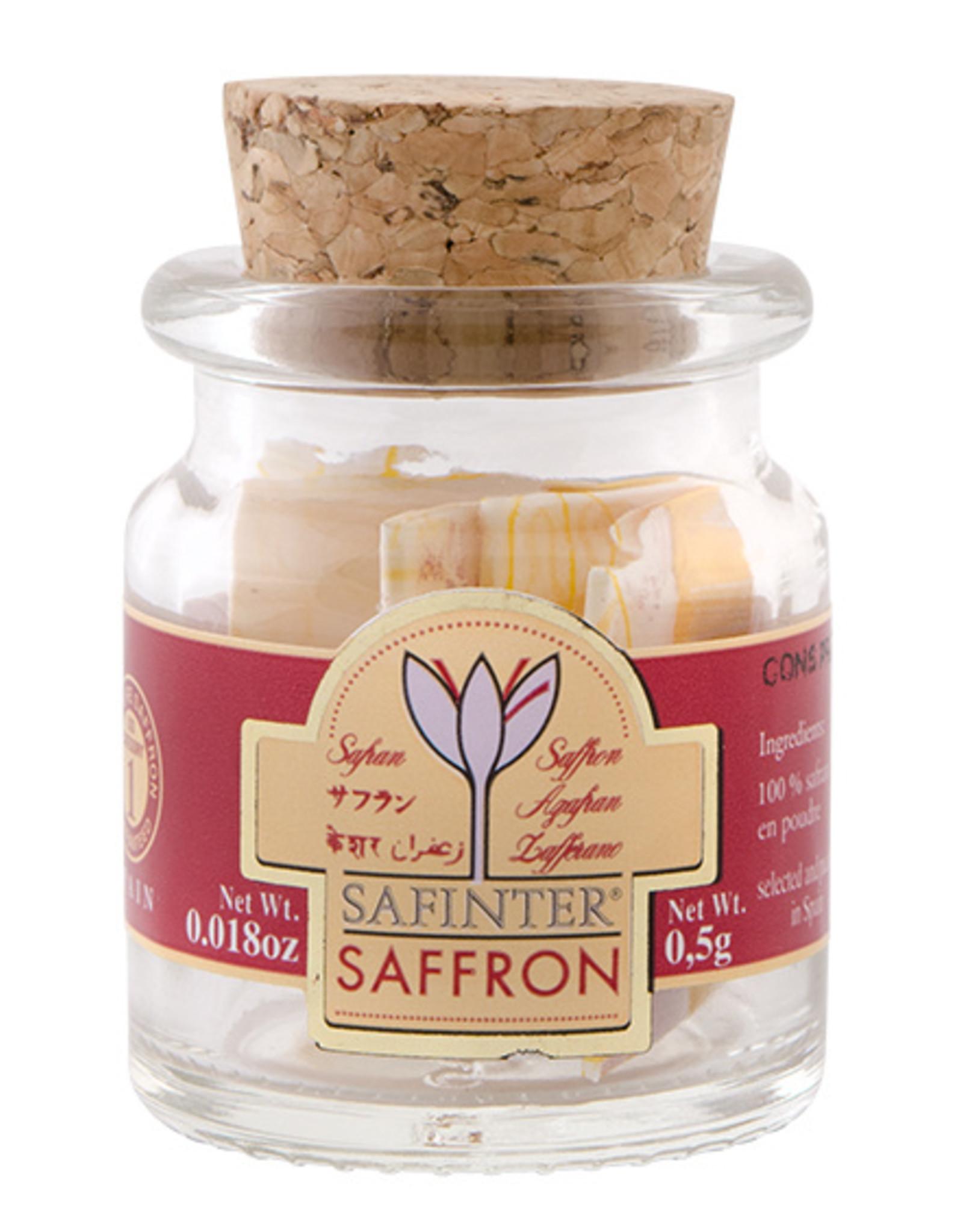 Safran Pulver im Glas, 0.5 g