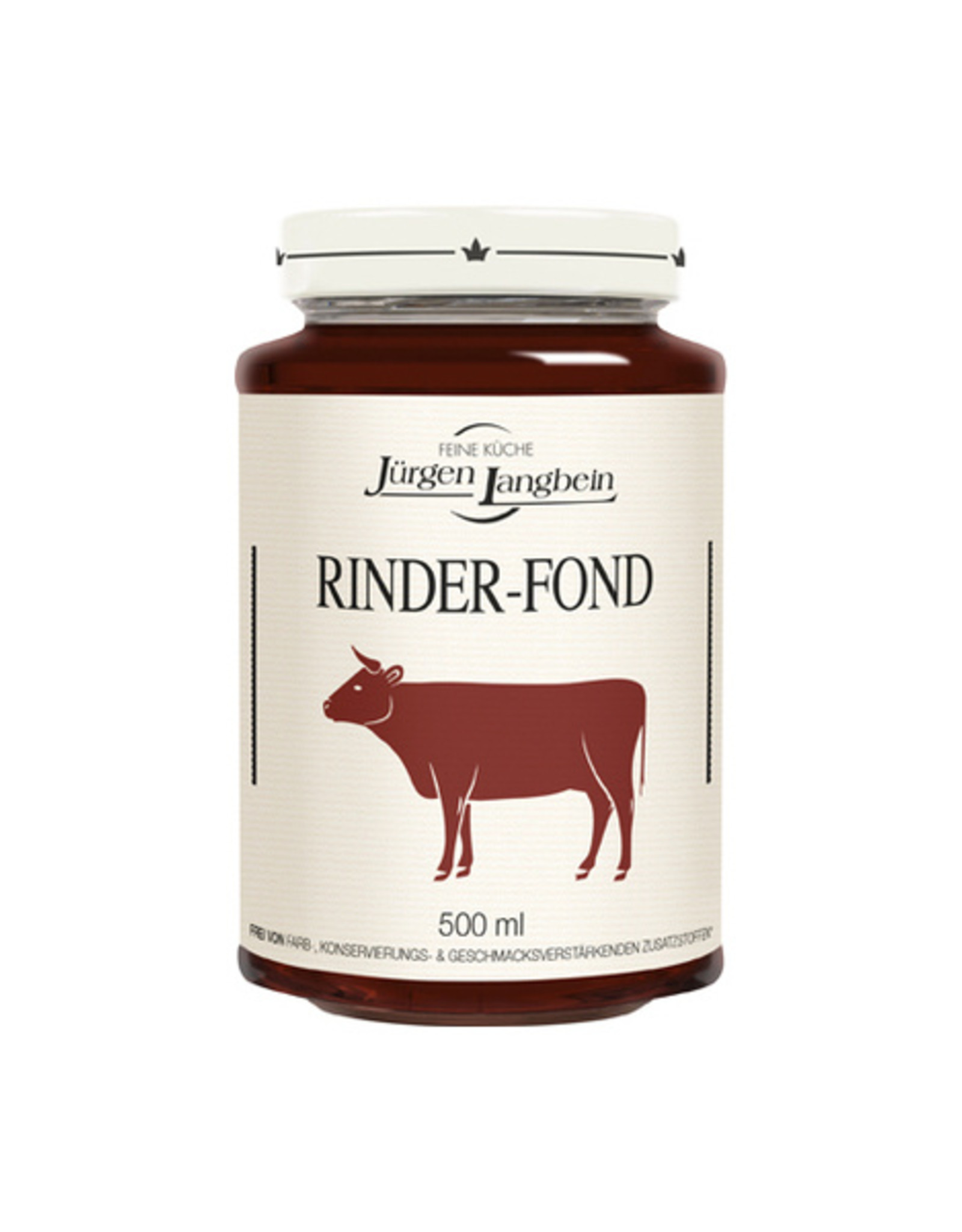 Rinder-Fond, 200 ml - Jürgen Langbein