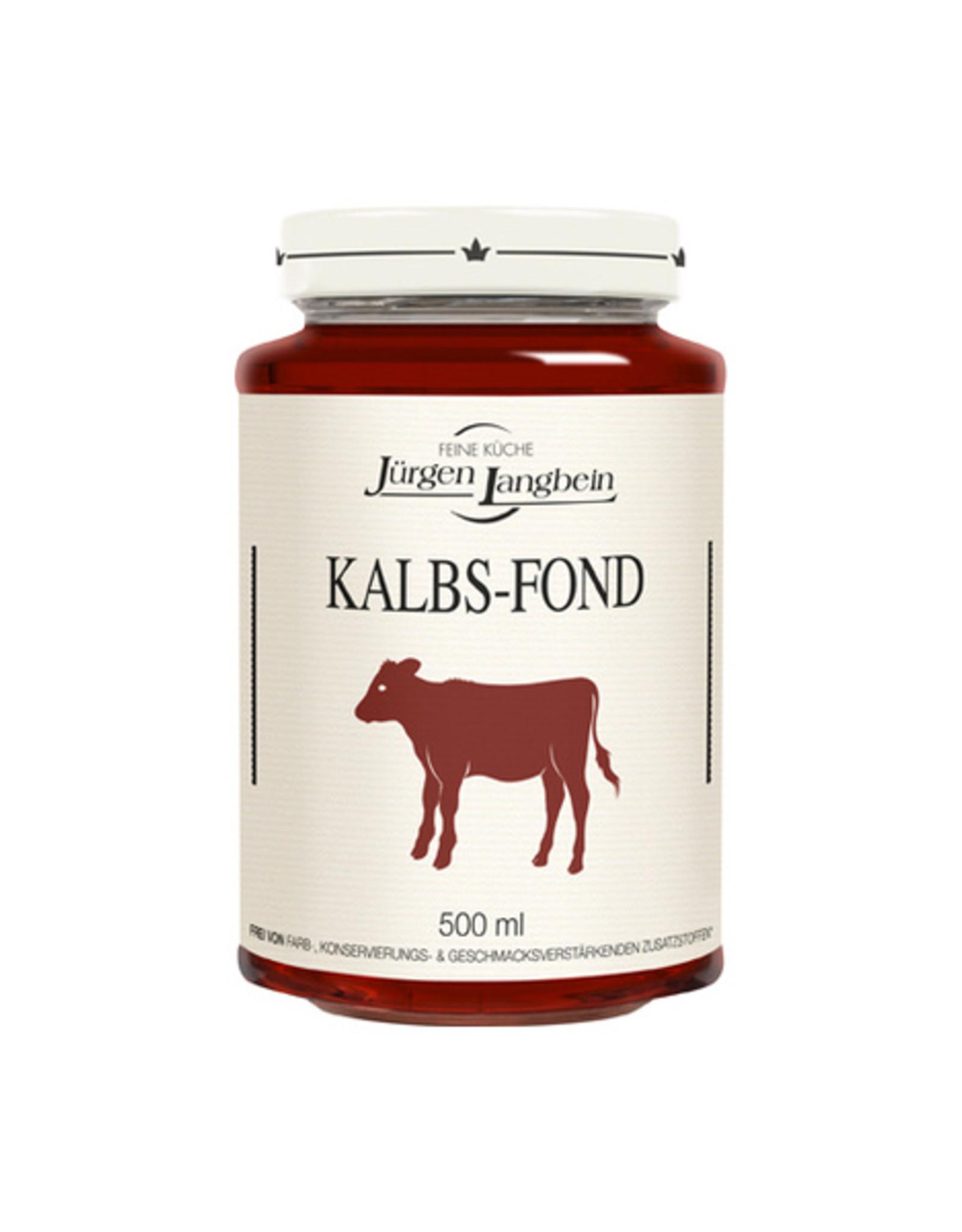Kalbs-Fond, 200 ml - Jürgen Langbein