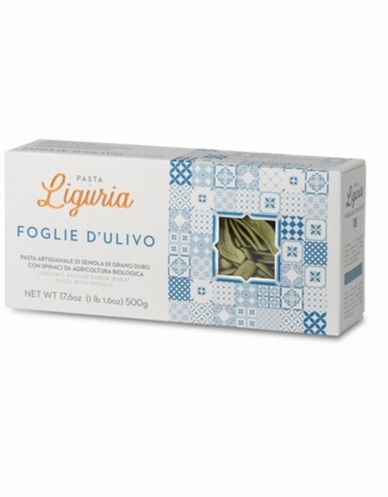 Foglie d`Ulivo 500g - Pasta aus Ligurien
