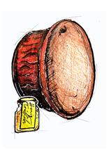 Spahn, ca. 400 g - Hartkäse aus Kuhmilch