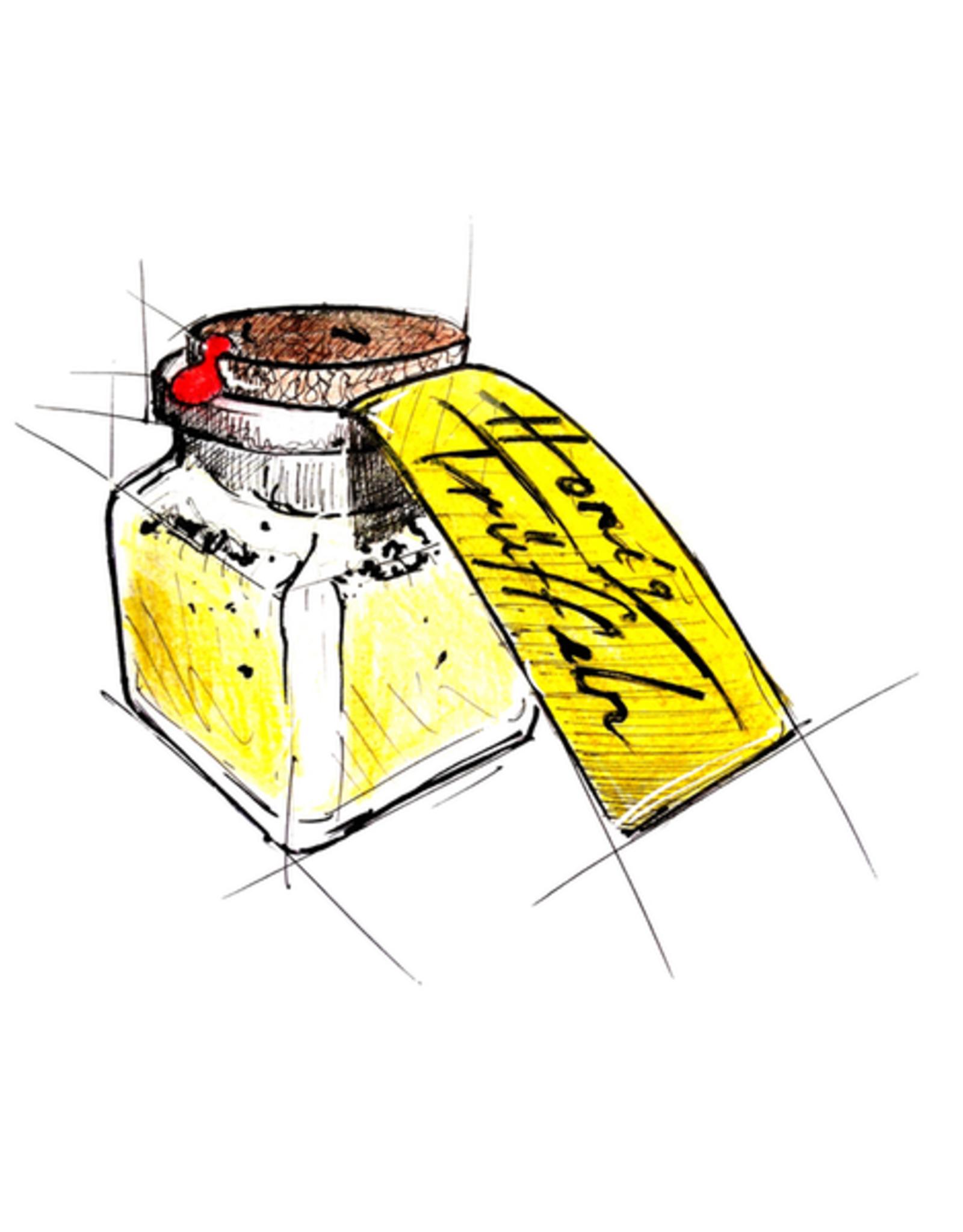 Schweizer Trüffelhonig, 125 ml - mit italienischem Trüffel