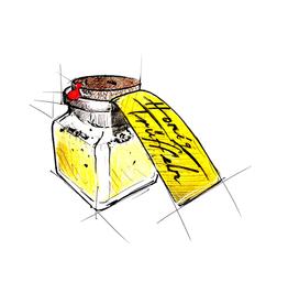 Schweizer Trüffelhonig, 125 ml
