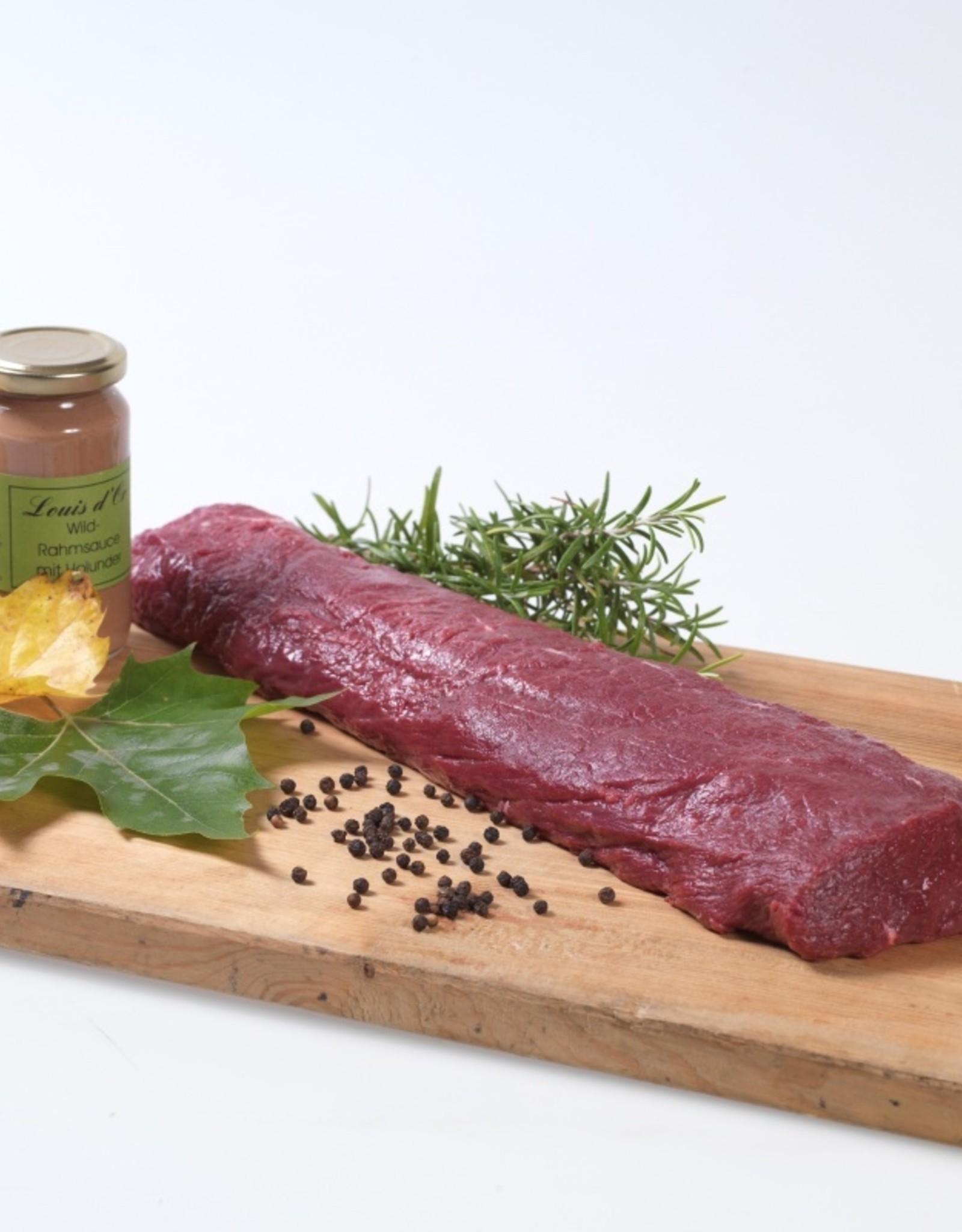 Wildschwein Frischlings Entrecôte, ca. 0.6 - 0.8 kg aus Wildjagd