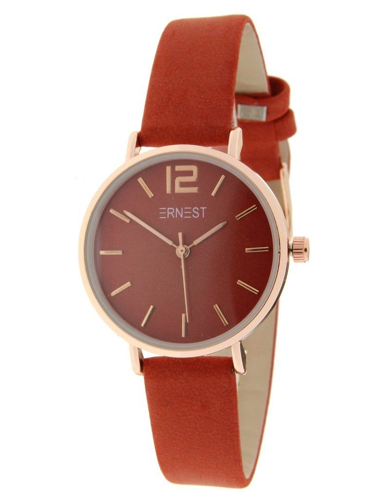 Ernest Ernest horloge rose-Cindy-Mini FW-18, brick