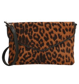 Charm Charm London  clutch / schoudertasje  luipaard