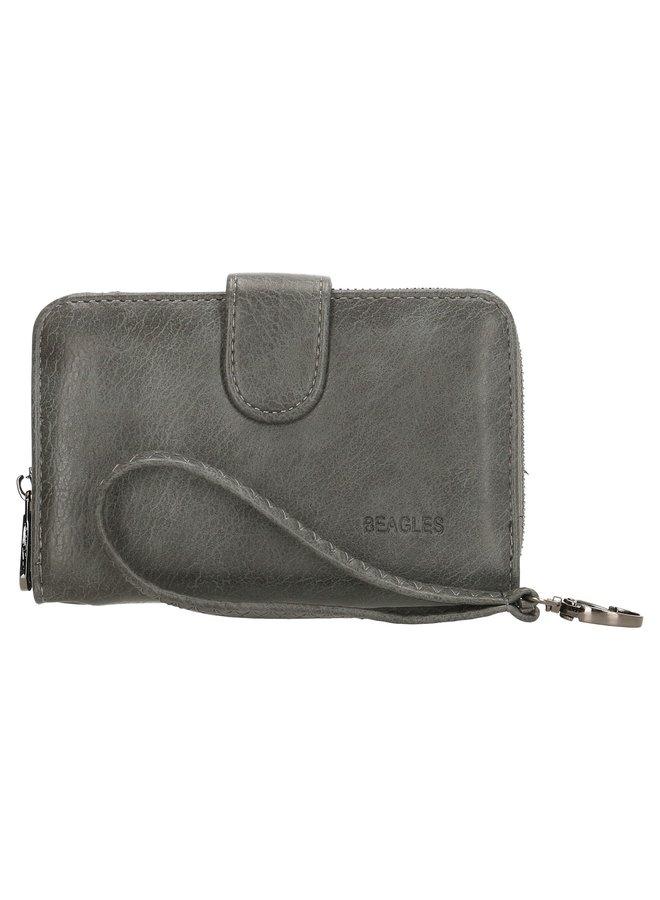 Beagles Lliria portemonnee, grijs