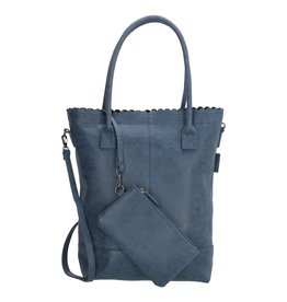 Beagles tassen Beagles Ceclavin Shopper, blauw