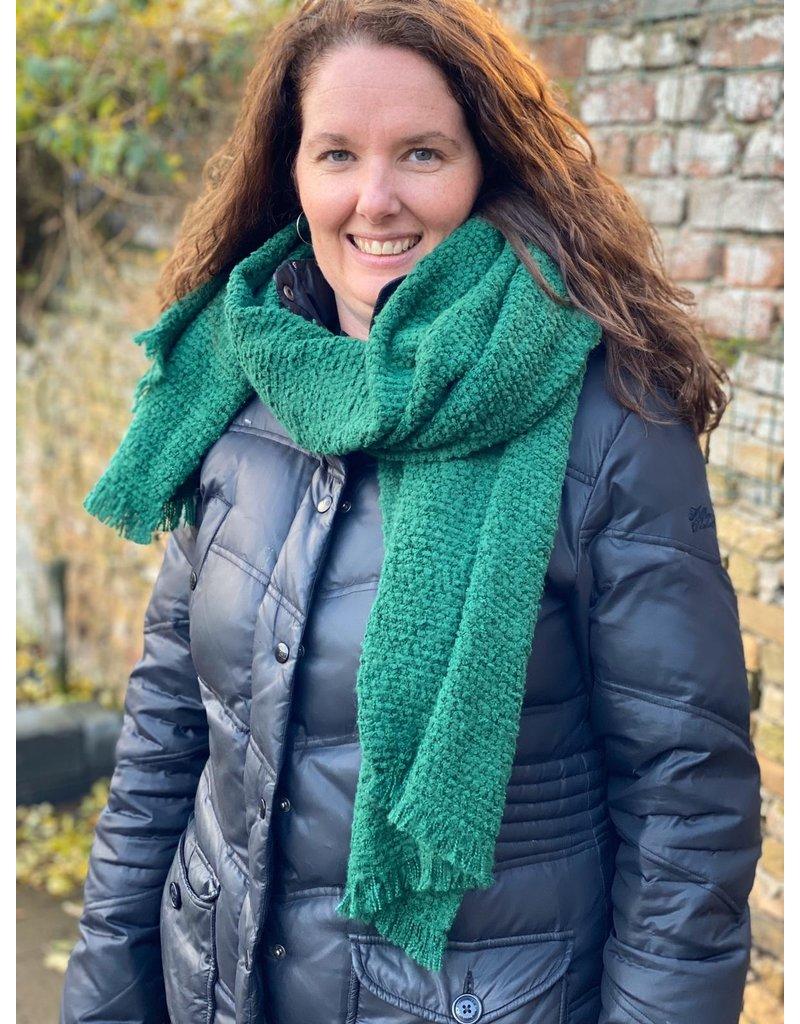 Overige sjaal effe groen