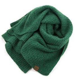 Ook-leuk  Ook leuk saalbach sjaal, groen