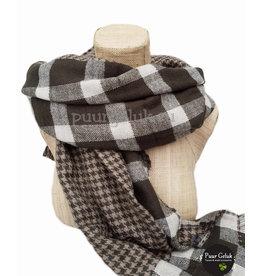 Overige Ruit sjaal, groen