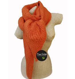 Overige Dames sjaal effen, brick