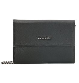 Charm Charm london clutch/schoudertasje, zwart