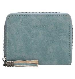 Beagles tassen Kleine portemonnee Beagles Barcelona, l. blauw