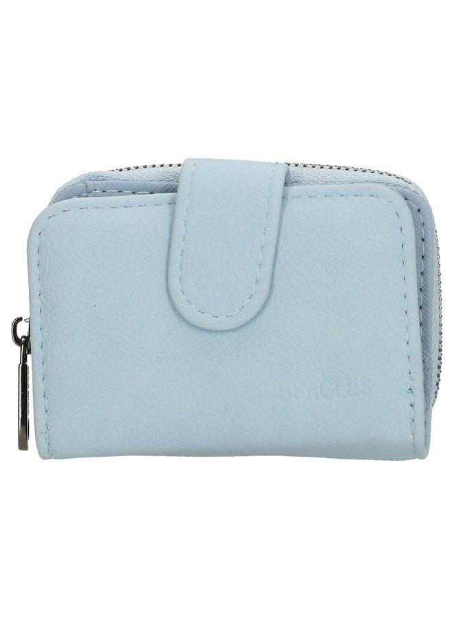 Beagles  kleine portemonnee, l blauw