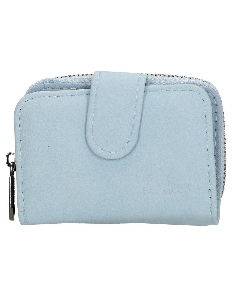 Beagles tassen Beagles  kleine portemonnee, l blauw
