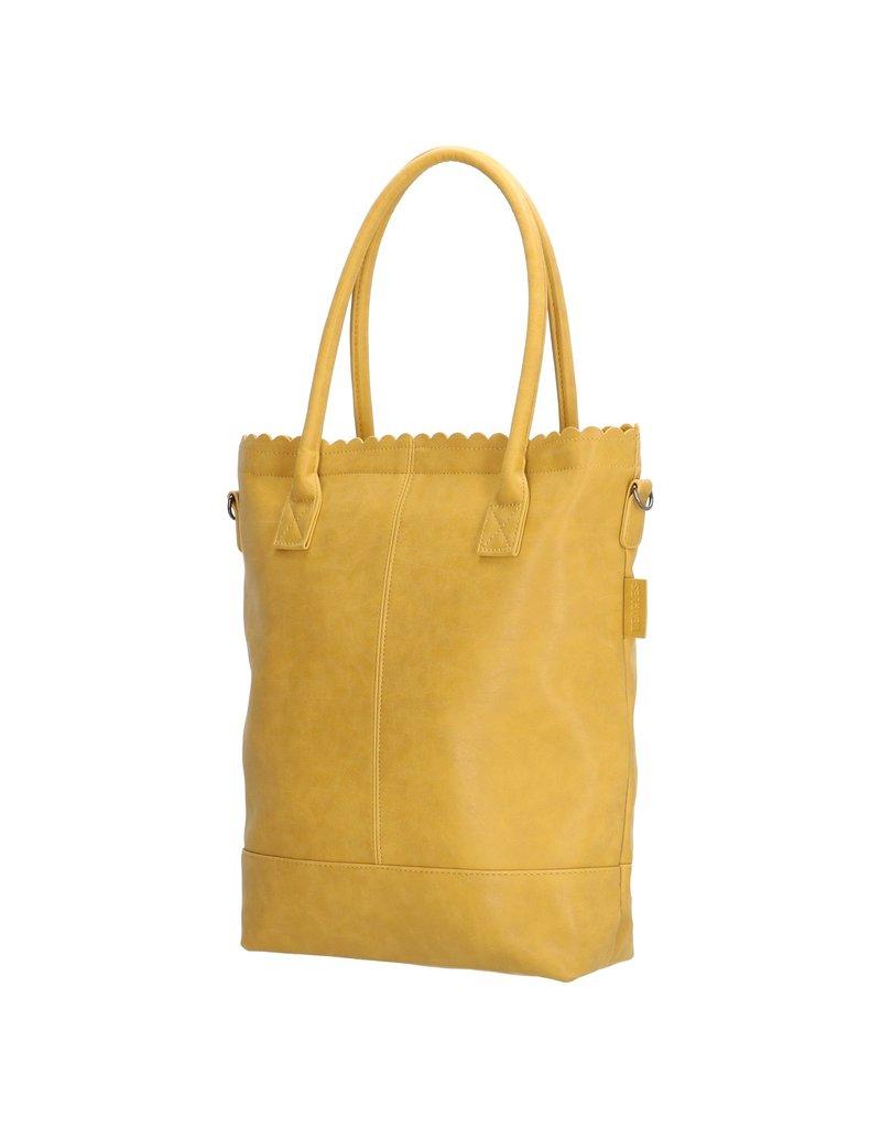 Beagles tassen Beagles Ceclavin shopper, geel