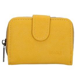 Beagles tassen Beagles  kleine portemonnee, geel