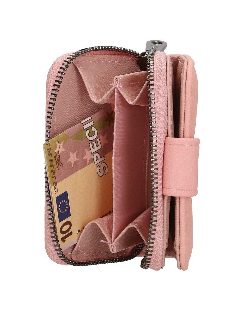 Beagles tassen Beagles  kleine portemonnee, roze