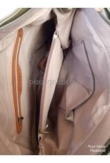 Mandoline Mandoline tas met prints, Camel