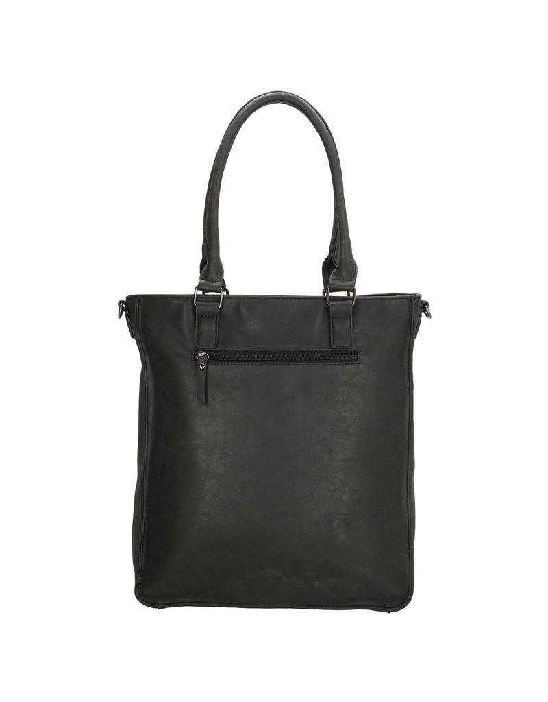 Enrico Benetti Enrico Benetti Metz shopper tas, zwart