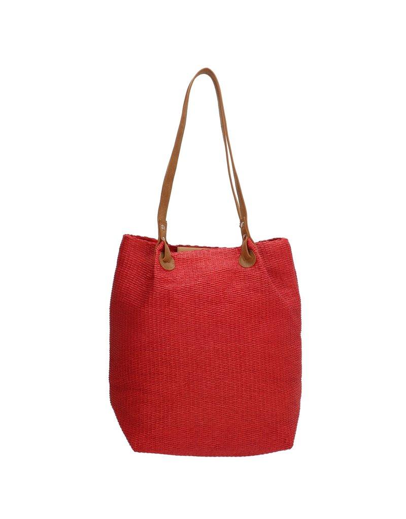 PE-Florence PE-Florence shopper rood