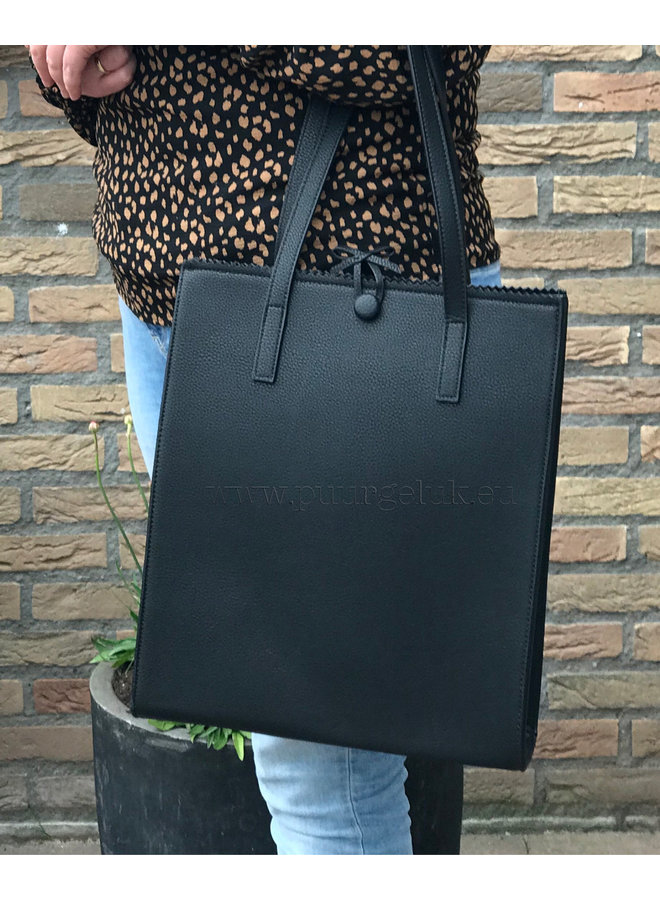 Charm London Camden Town shopper / handtas, blauw