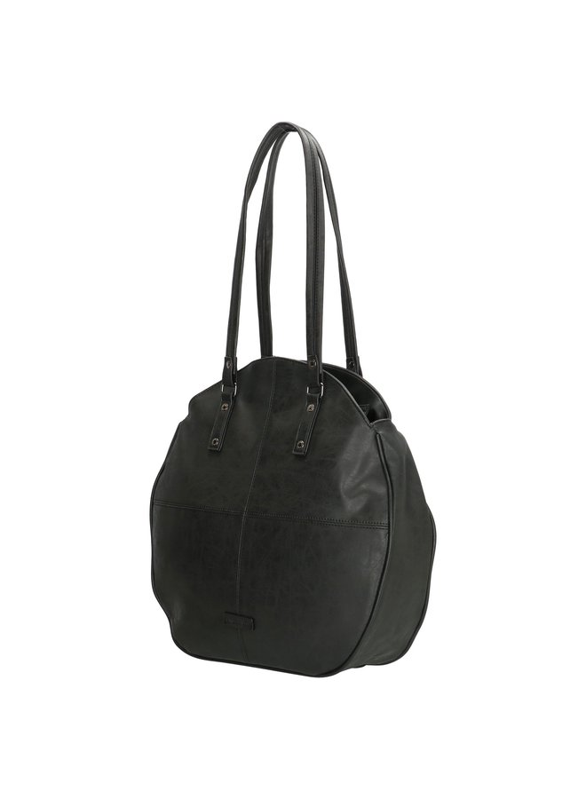 "Enrico Benetti ""Le Harve"" shopper tas, zwart"