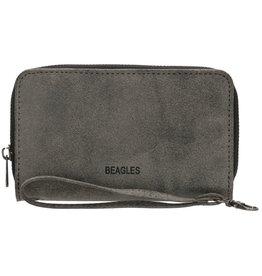 Beagles tassen Beagles Meanos dames  portemonnee, zwart