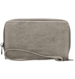 Beagles tassen Beagles Meanos dames  portemonnee, grijs