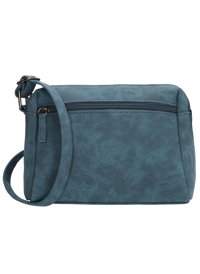 Crossbody tas / schoudertasje Alcobendas , blauw
