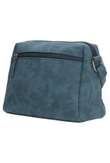 Beagles tassen Crossbody tas / schoudertasje Alcobendas , blauw